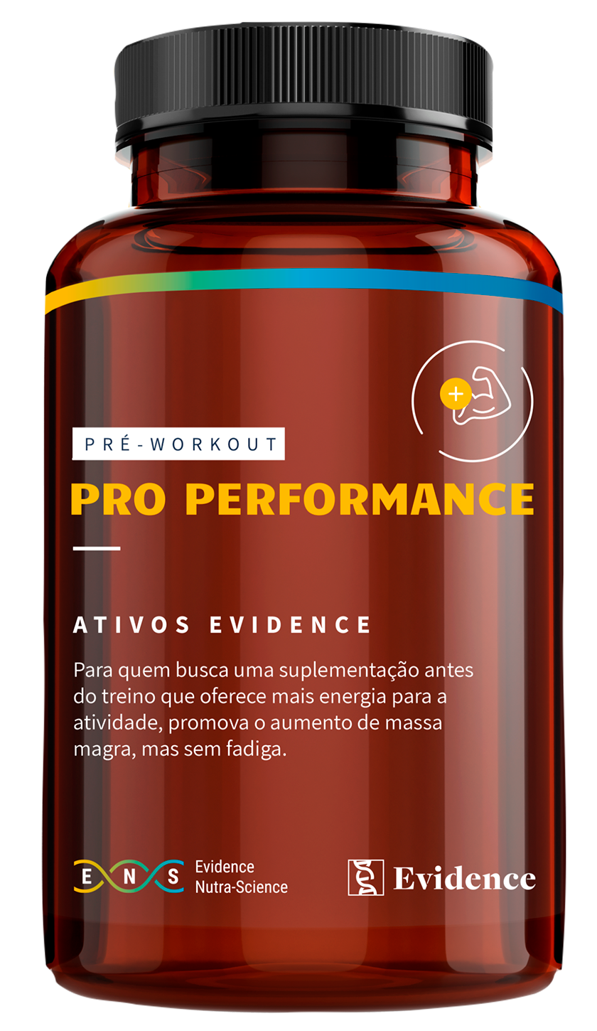 Pré-Workout Pro Performance