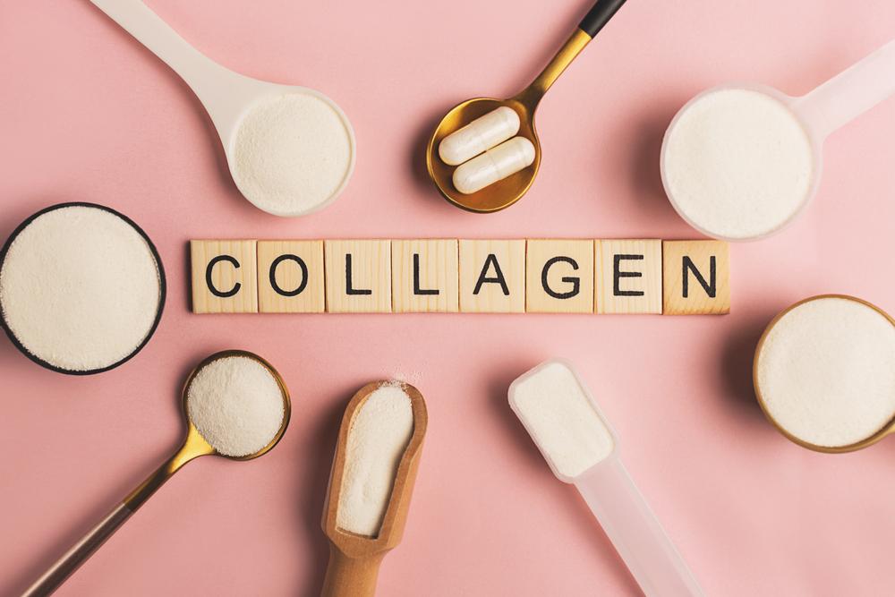 Como funcionam os suplementos de colágeno